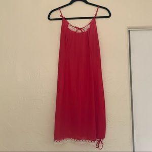 Helios   Vintage 1950's Slip Dress